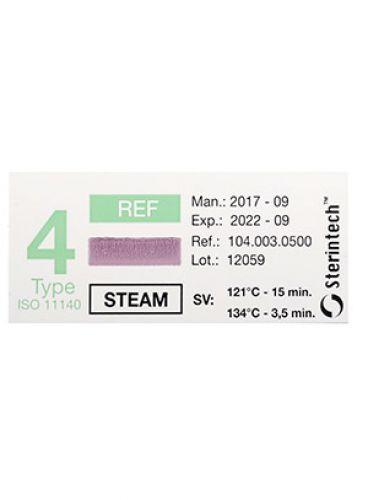  تست کلاس 4 اتوکلاو بخار Sterintech بسته ی 250 تایی