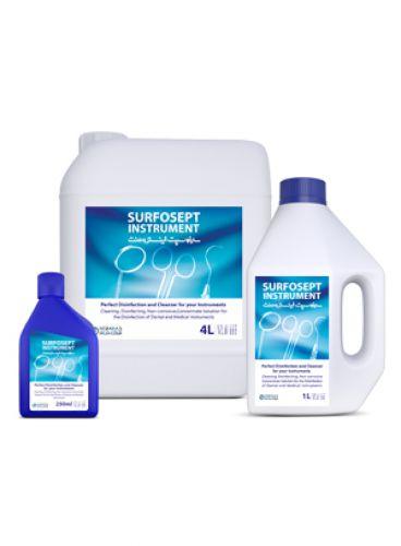 |ضدعفونیکننده ابزار و لوازم پزشکی سارفوسپت اینسترومنت