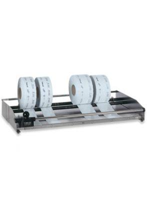 |نگهدارنده و دستگاه برش رول بسته بندی استریل یک طبقه Hawo