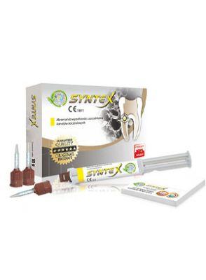 |ماده پرکننده کانال ریشه SYNTEX برند CERKAMED