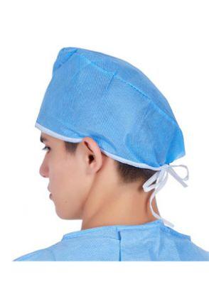 |کلاه جراح الیافی 100 بسته 20 عددی برند زلال طب شیمی