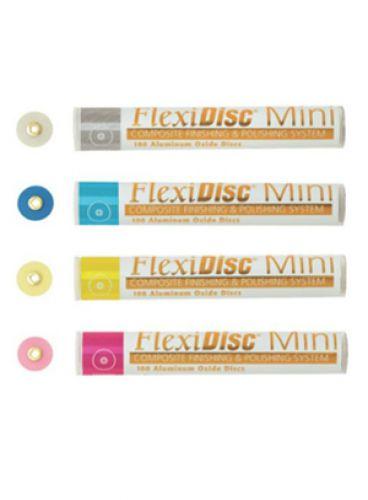 |دیسک پرداخت کامپوزیت 100عددی اندازه 1.2 مدل FlexiDisk برند Cosmedent