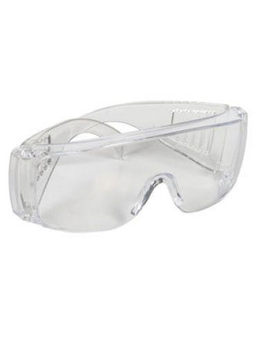 |عینک محافظ جعبه 10 عددی برند زلال طب شیمی