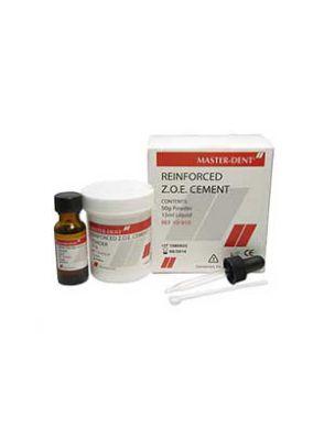 |سمان موقت زینک اکساید اوژنول تقویت شده مشابه IRM برند مستردنت