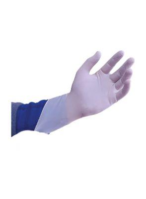 |دستکش لاتکس استریل برند بکر 12 بسته 35 عددی